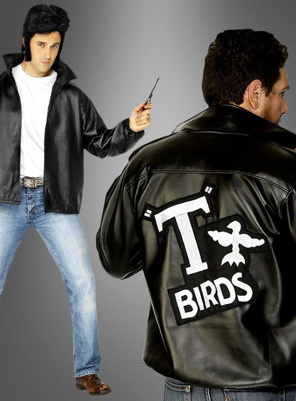 T-Bird Jacke Grease 60er Jahre