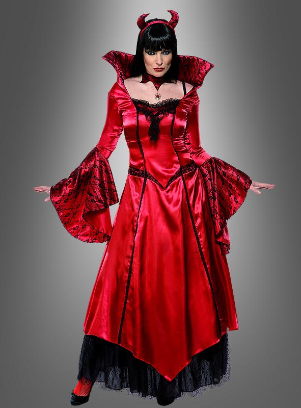 Devils temptress dress