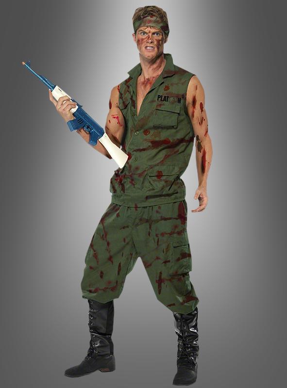 Platoon Soldaten Kostüm