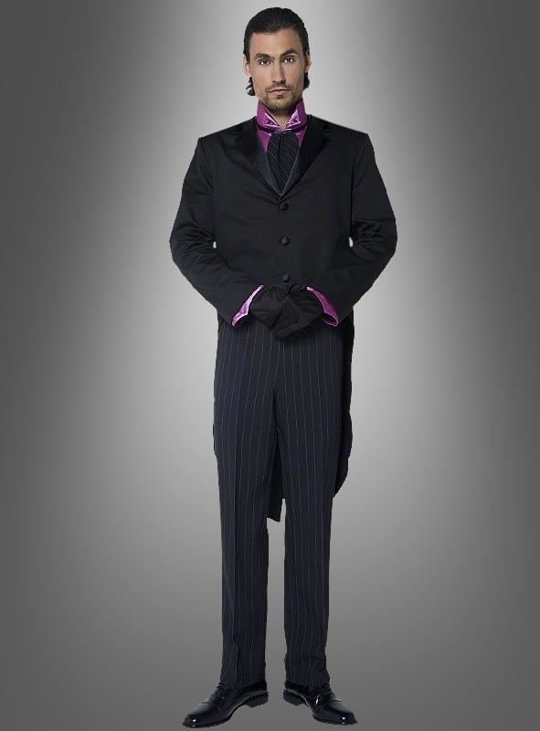Gothic Vampir Butler Kostüm