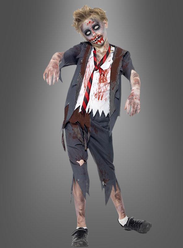 Zombie Schoolboy