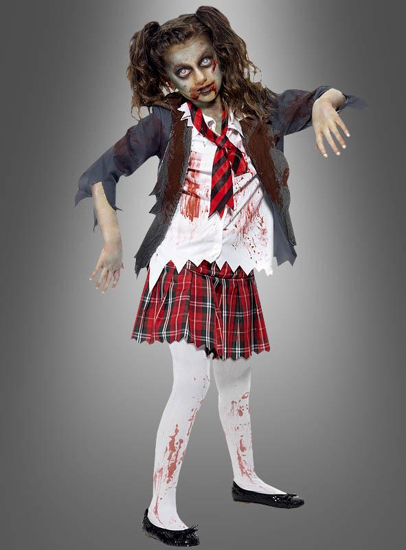 Undead School Girl Children