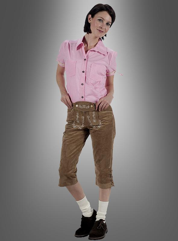 Bavarian Traditional Pants for Women