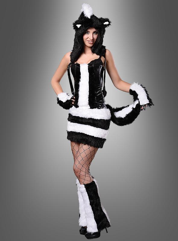 Deluxe Skunk Costume