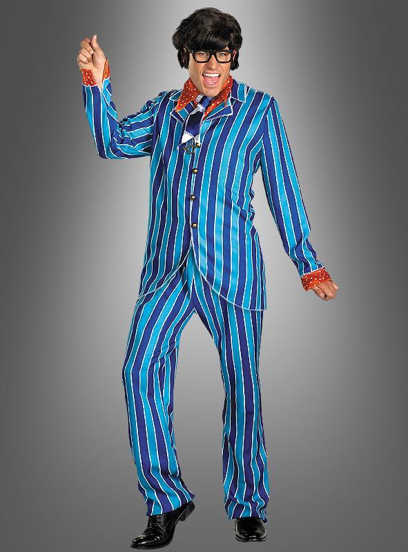Austin Powers Carnaby Suit