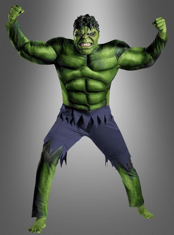 Hulk Costume Avengers