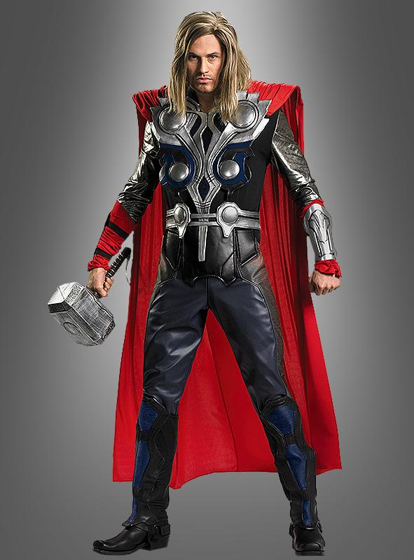 Thor Avengers Theatrical costume adult