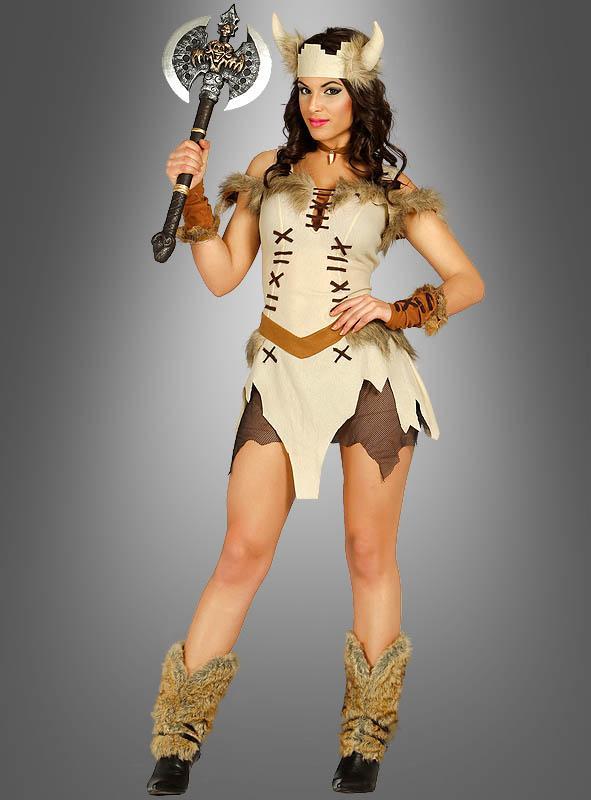 Wikinger Babe Kostüm