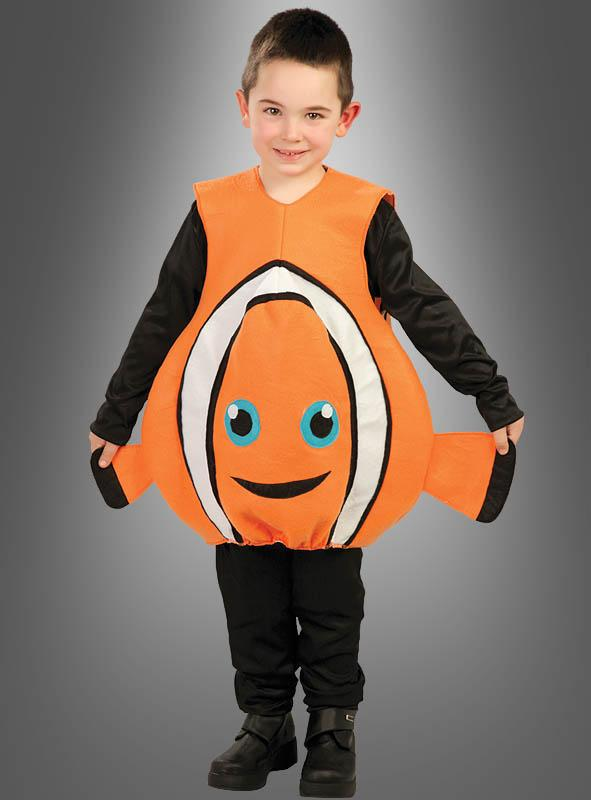 Clownfish Costume Children