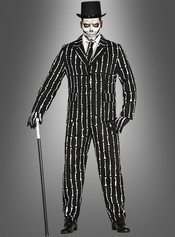 Mister Bones Skeleton Suit