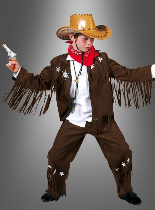 Cowboy Bud Child Costume