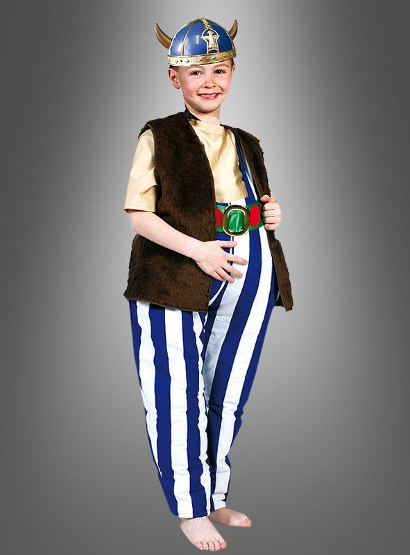 Gaul celtic children  costume