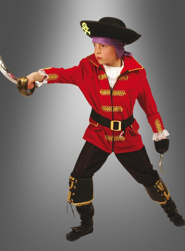 Buccanneer Pete Children Costume