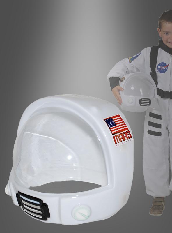 Kinder Astronauten Helm