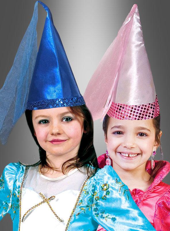 Maiden Hat with Veil