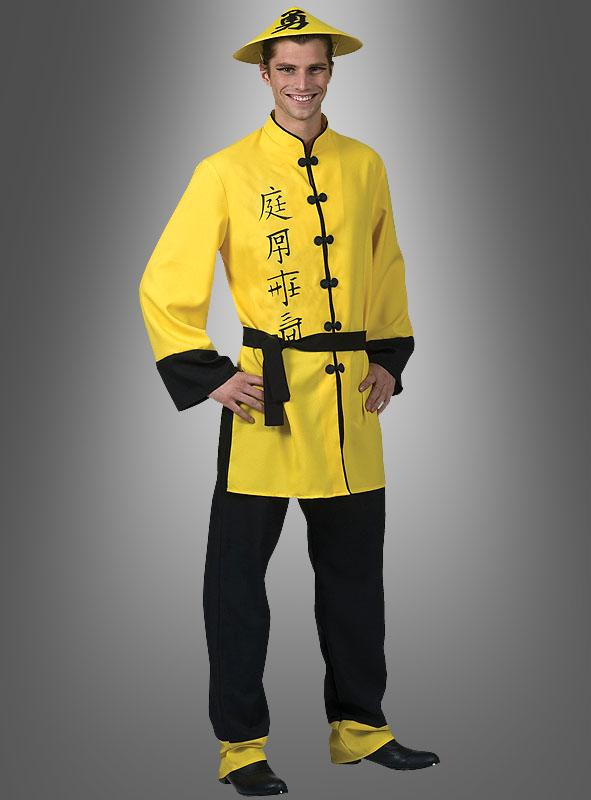 Classic Chinese Mr. Wong Costume