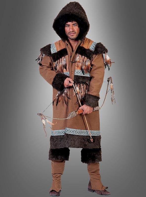 Eskimo Inuit Costume