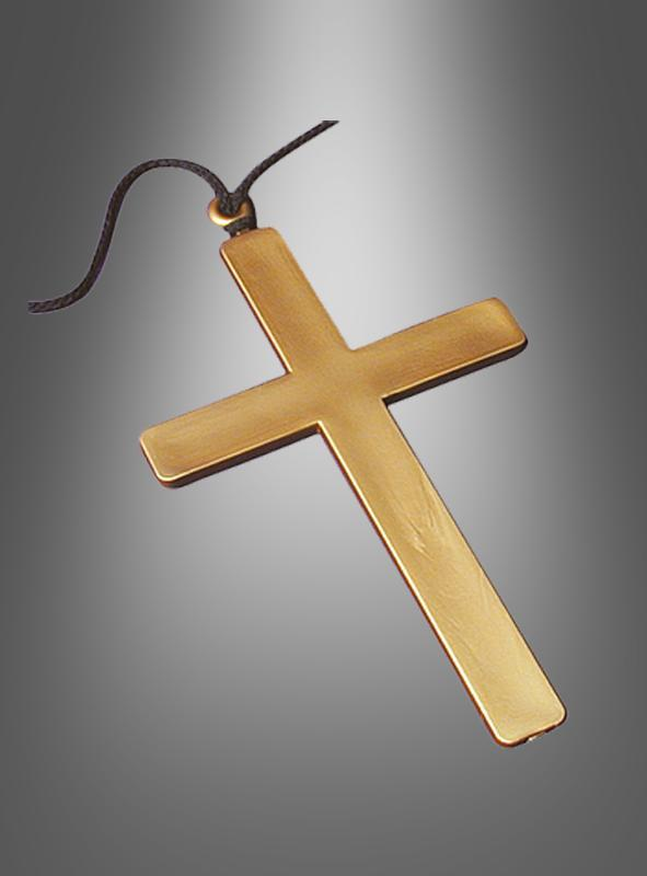 Cross Necklace for Monk or Nun