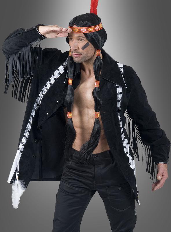 Indian Jacket black