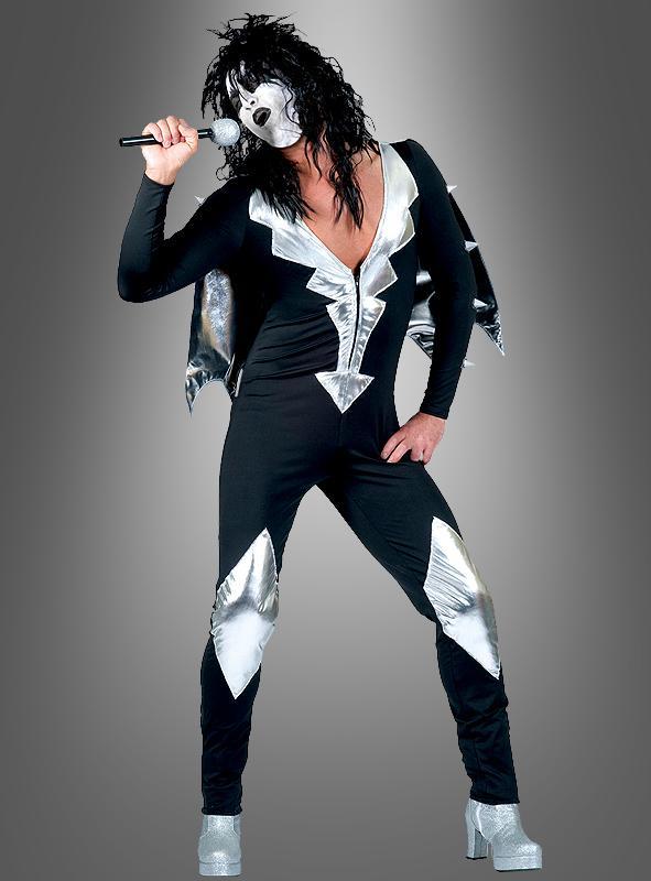 Kiss Leader Rockstar costume