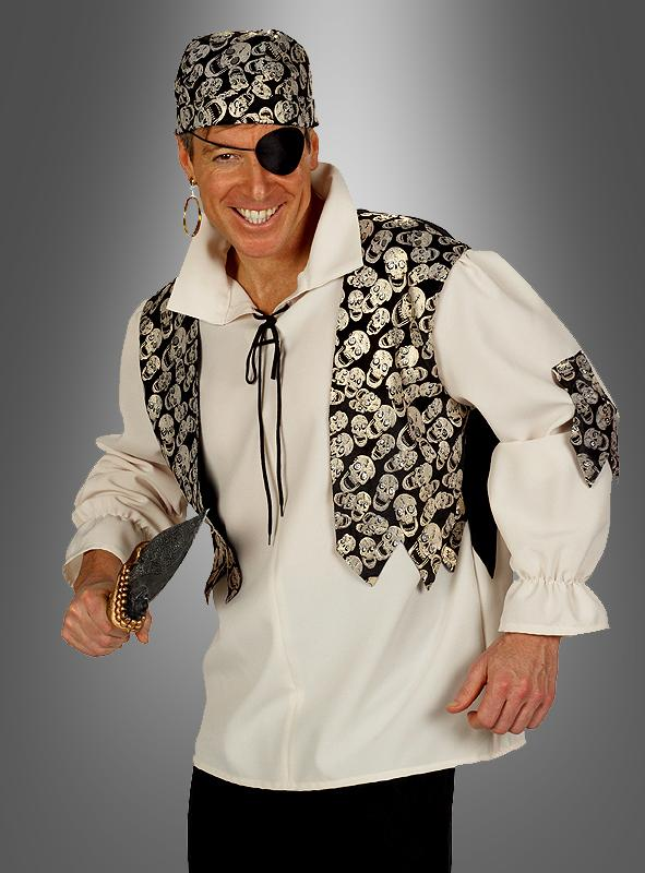 Pirate Jackson Costume