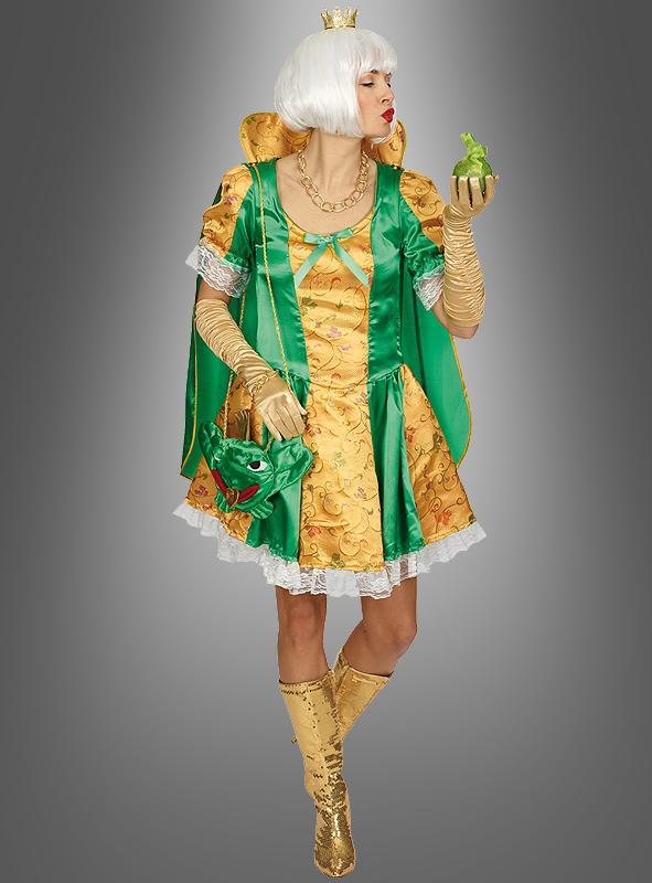 Frog Princess Costume
