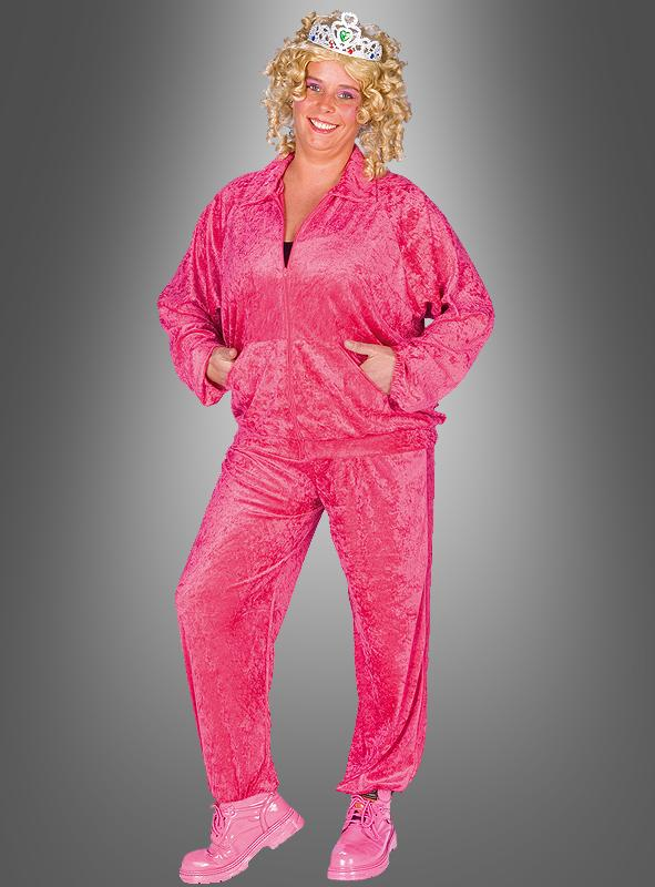 Pink Track Suit Cindy-Rella