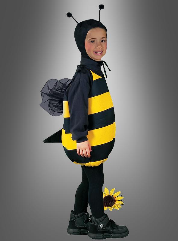 Klassik Kinder Bienchenkostüm