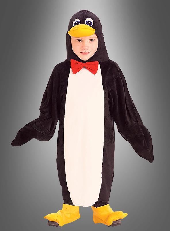 Plüsch Pinguin Kostüm