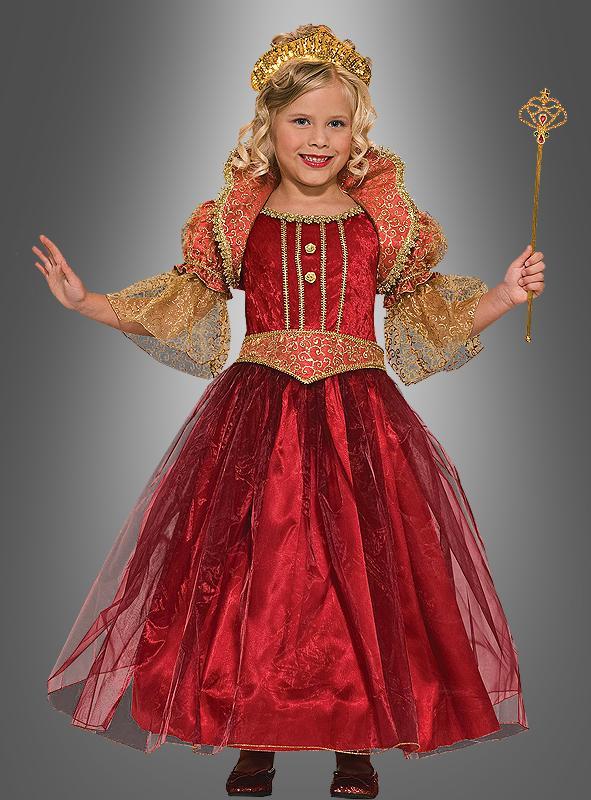 Super deluxe Renaissance Königin Kostüm