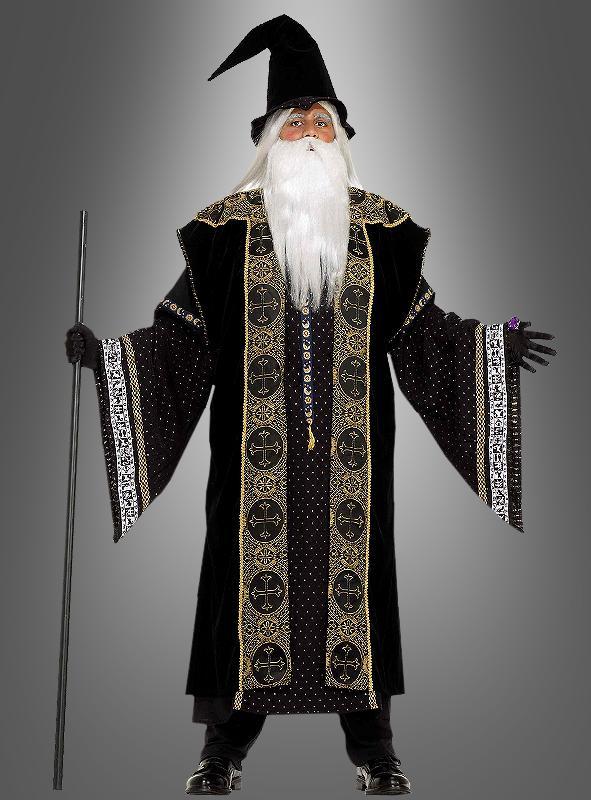 Deluxe Magical Wizard for Men