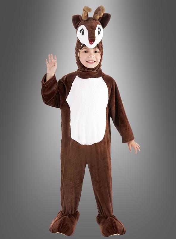 Reindeer Mascot Child Costume