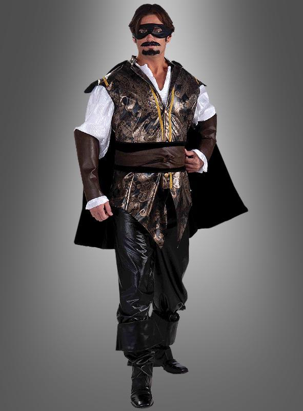 Deluxe Don Juan costume