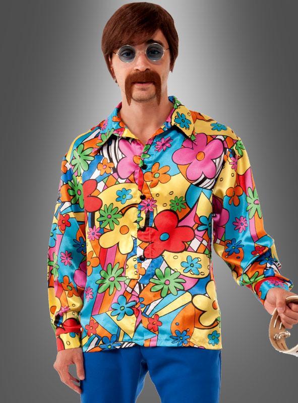 Flower Shirt for Men