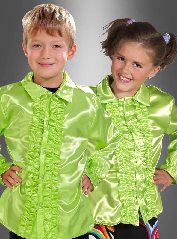 Ruche Shirt Children