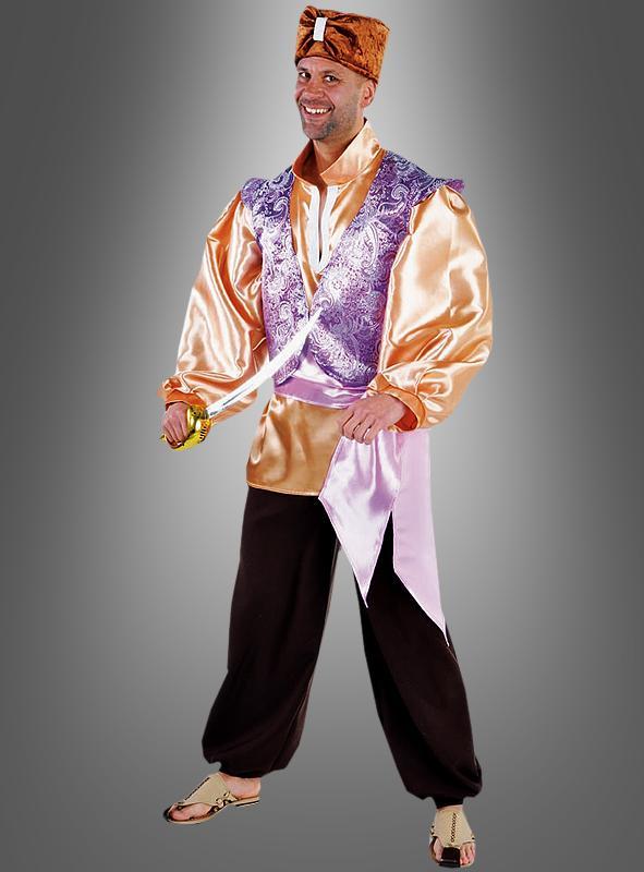 Prinz des Orients Sultankostüm