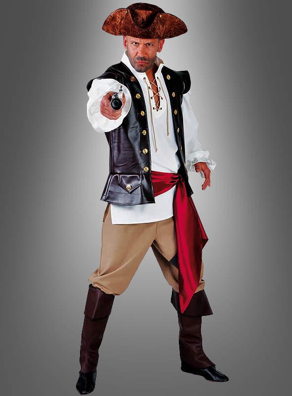 Deluxe Pirate Captain William