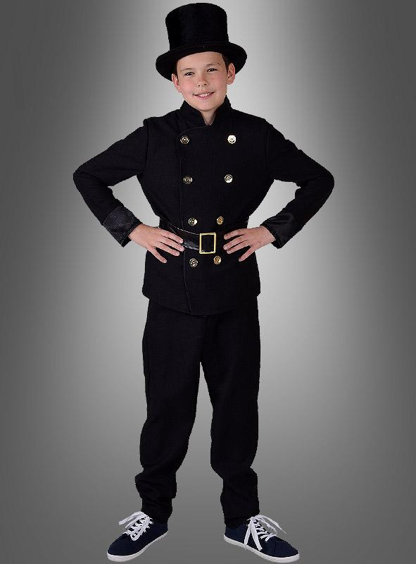 Chimney Sweeper Child Costume