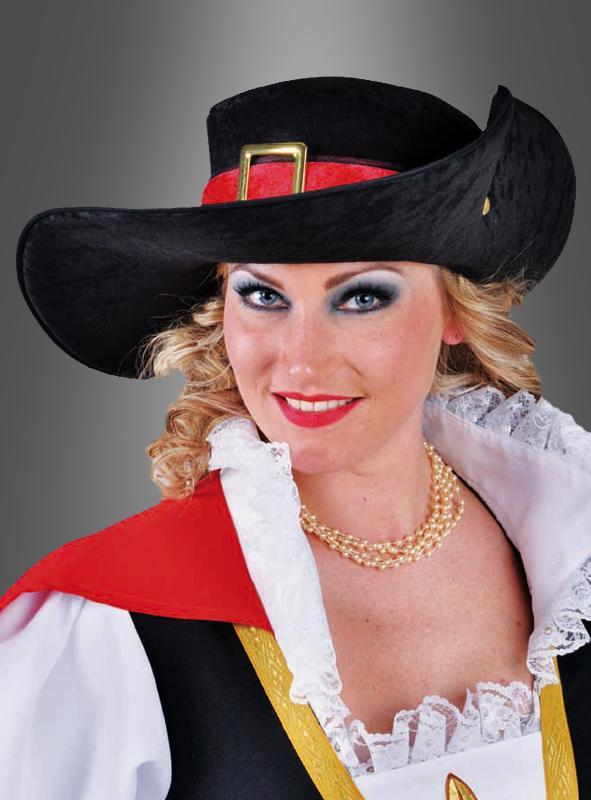 Deluxe Hut für Musketiere