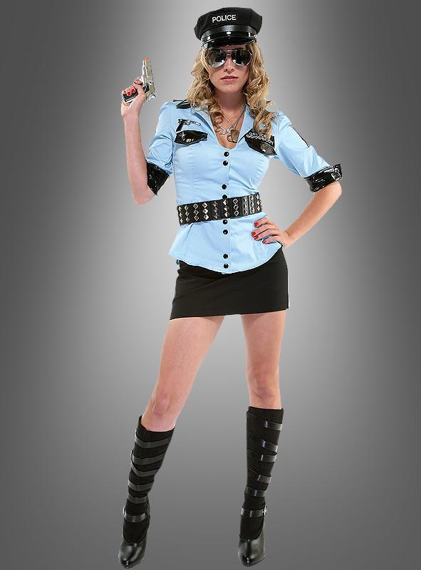 Sexy Polizistin Officer Goodbody