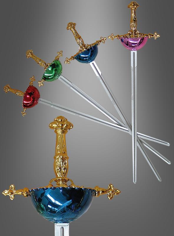 Musketeer Floret  Rapier diferent colors
