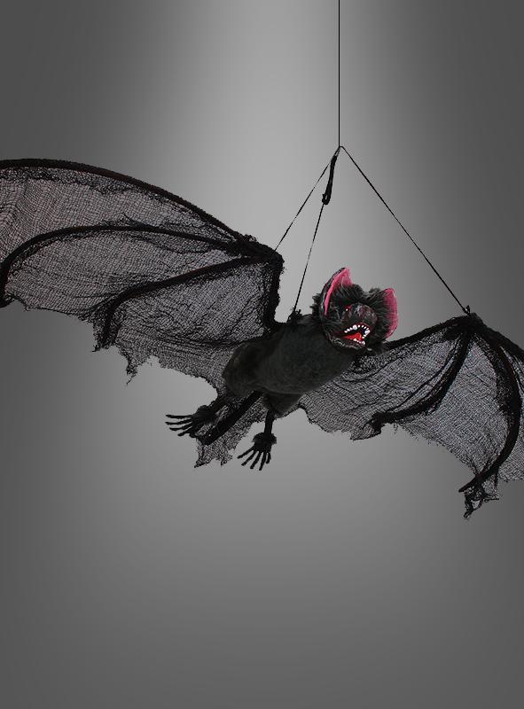 Hanging Bat Halloween Decoration