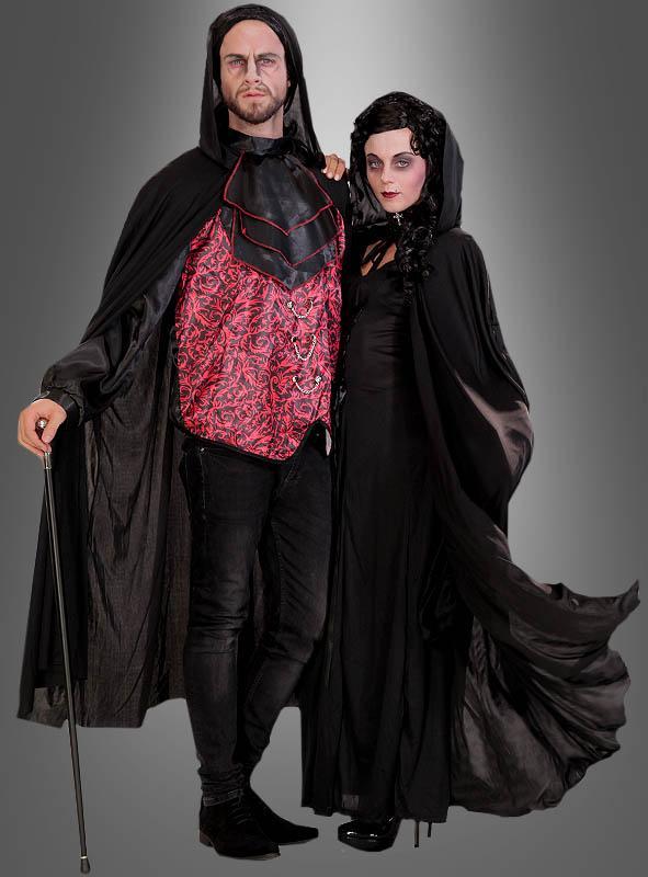 Hooded Cape for vampires