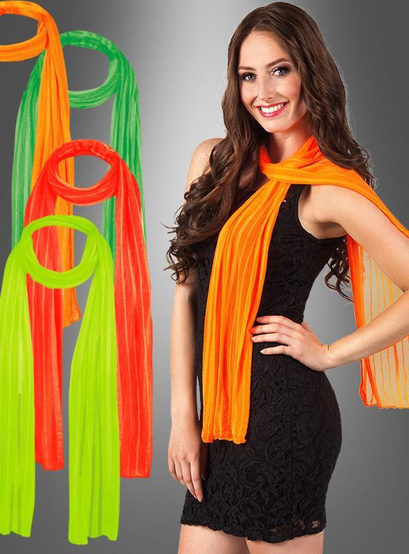 Schal Halstücher verschiedene Farben