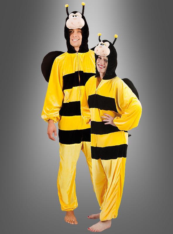 Honigbiene Tierkostüm für Erwachsene