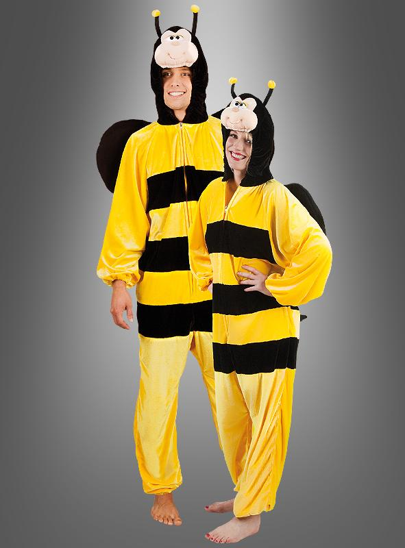 Honey Bee Costume Adult