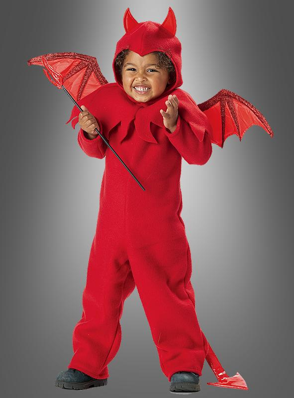 Teufelchen Kostüm Teufelin Kleinkind
