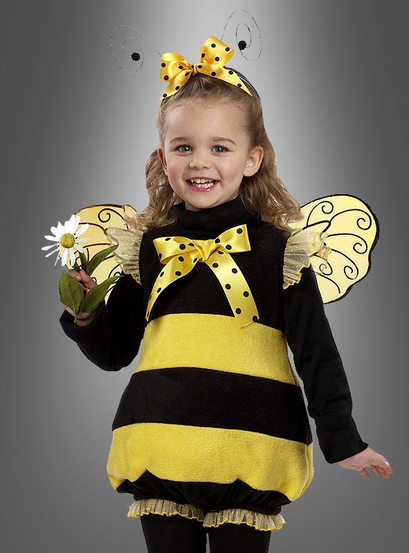 Fleißige kleine Biene Kinderkostüm