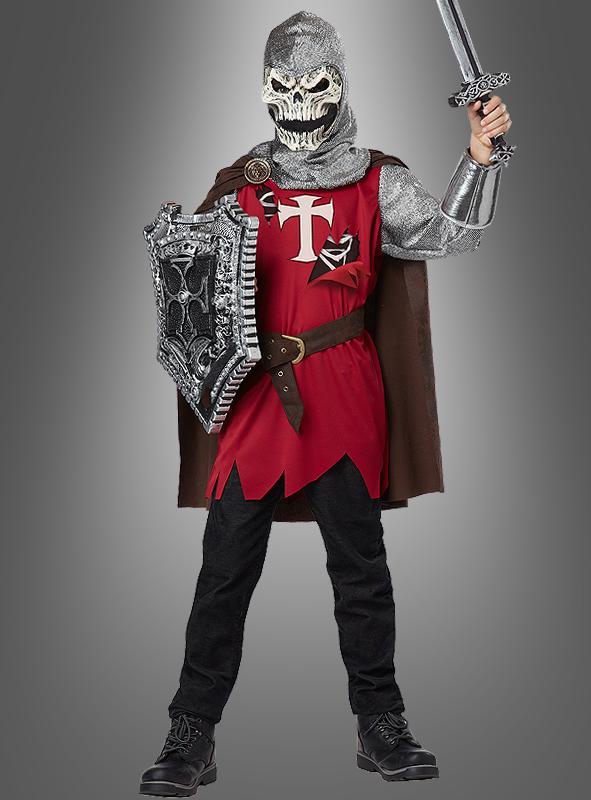 Skull Knight Childrens Costume