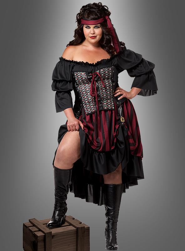 Pirate Wench Anne Plus Size